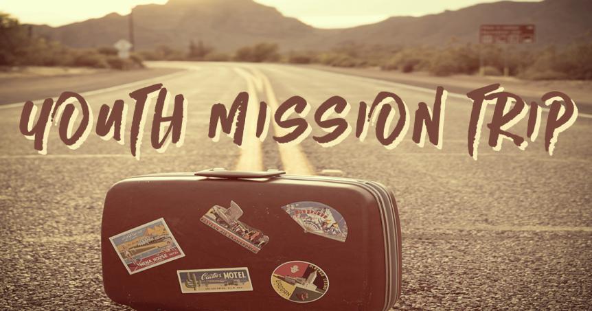 Sr High Louisiana Mission Trip