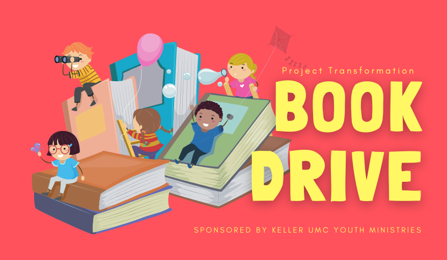 Project Transformation Book Drive
