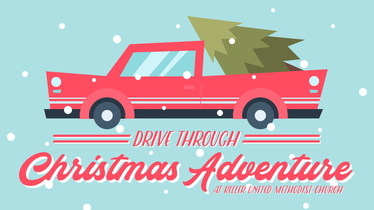 Drive Through Christmas Adventure